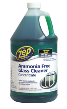 zep drain cleaner. Zep Ammonia Free Glass Cleaner Concentrate - CH1 Drain