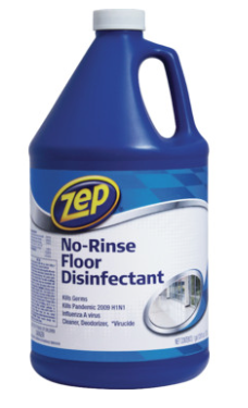 Zep No-Rinse Floor Disinfectant - CH1