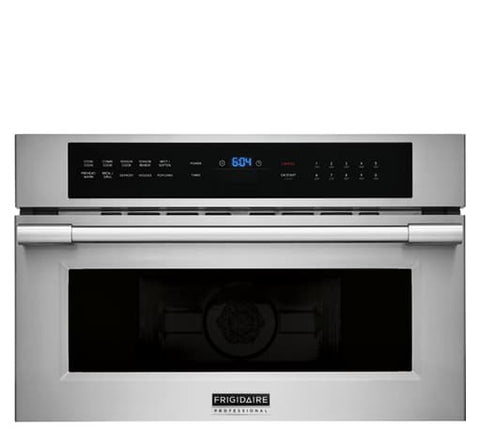 "Frigidaire Professional FPMO3077TF 30"" Built-In Microwave in Stainless Steel"