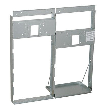 Elkay MF200 Mounting Frame for Square Front, Soft Sides and SwirlFlo Bi-Level Water Coolers - BA3