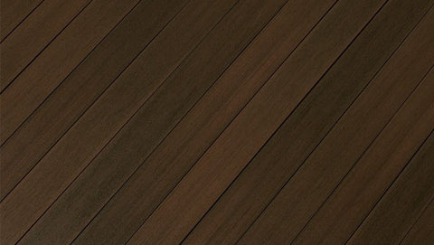 Fiberon Composite Groove Edge Decking in Burnt Umber - MN01