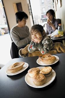 Kids love pies!