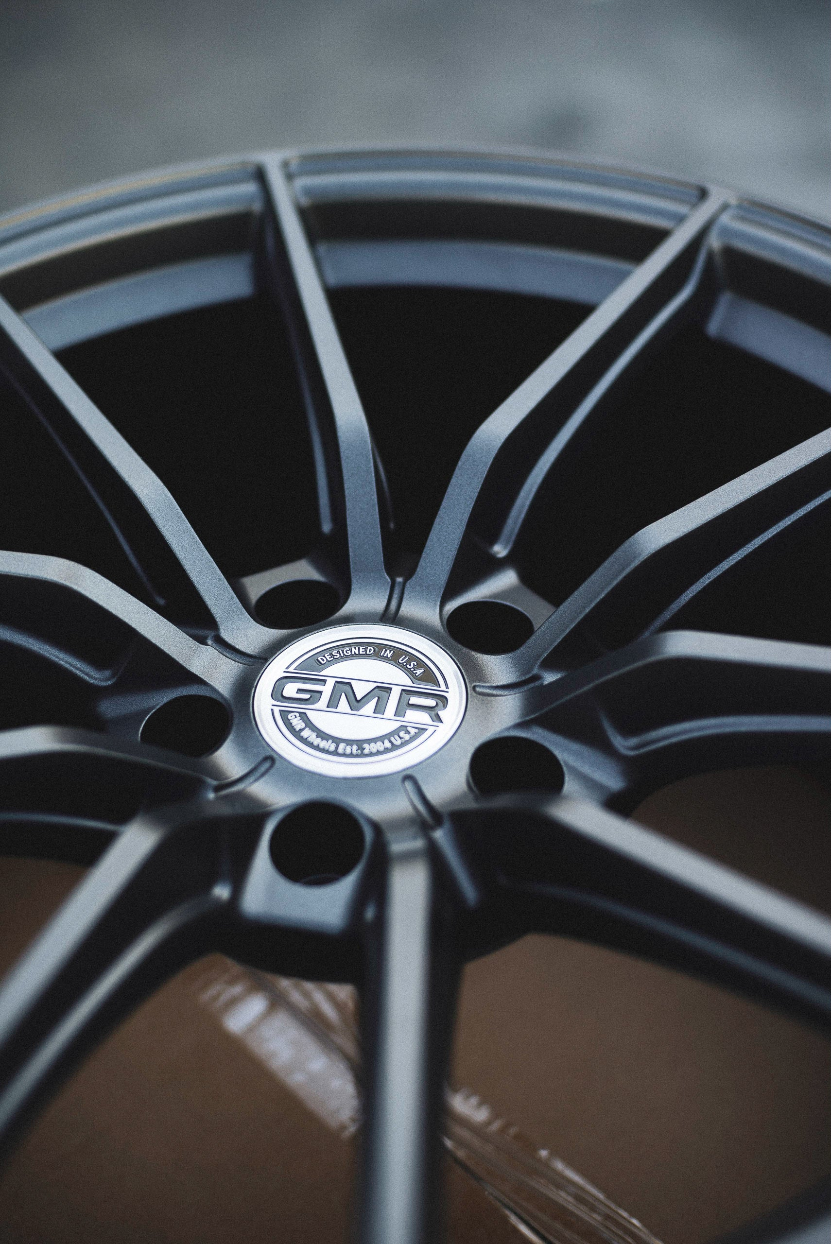 GMR-03 Flow Forged
