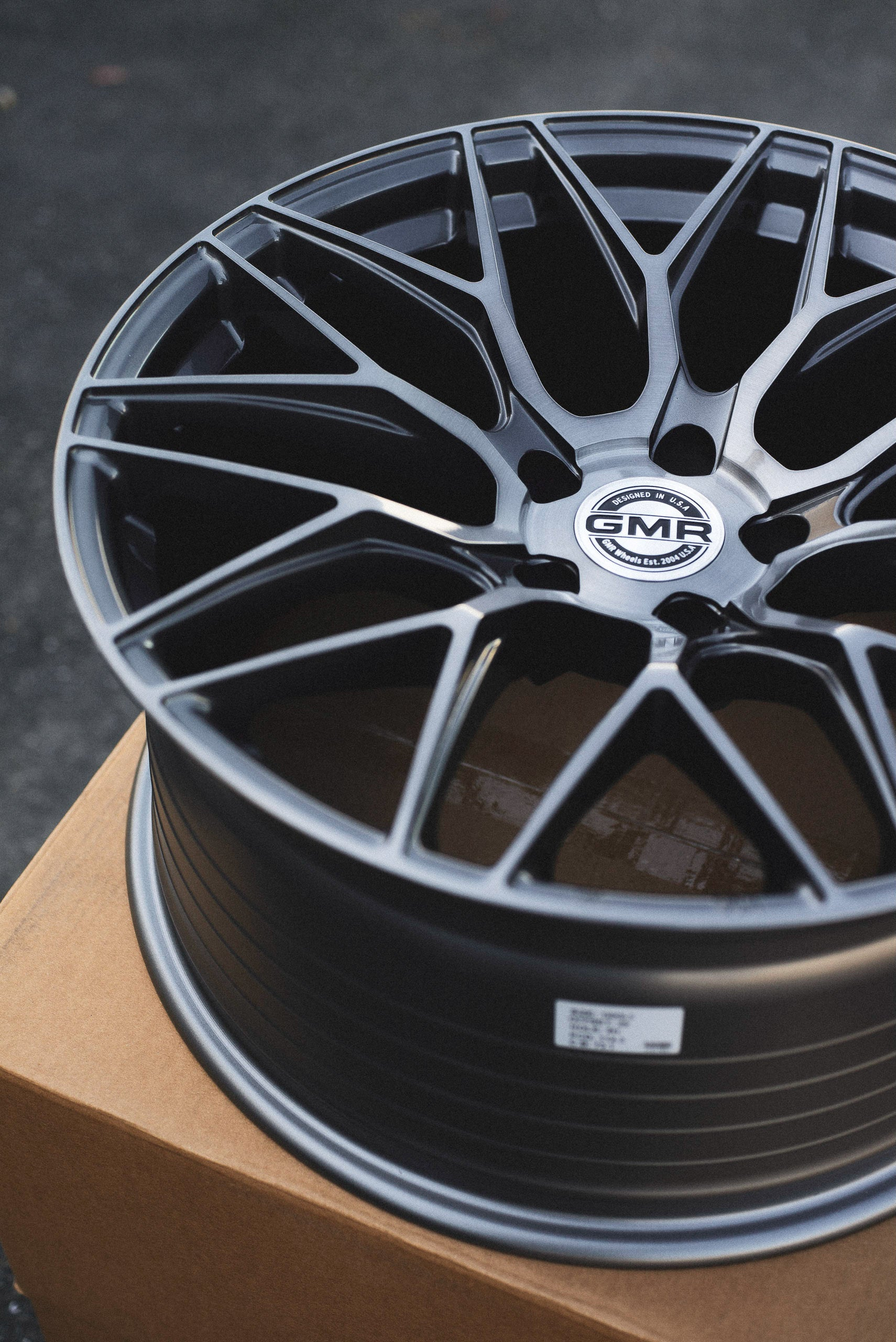 GMR-02 Flow Forged
