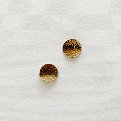 Perfect Stud Earrings - Gold
