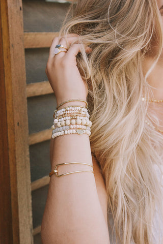 Luisa Sunstone Bracelet Set