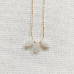 Emmeline Necklace - Moonstone