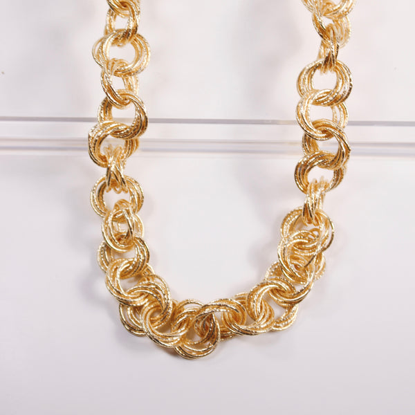 Gretchen Link Necklace