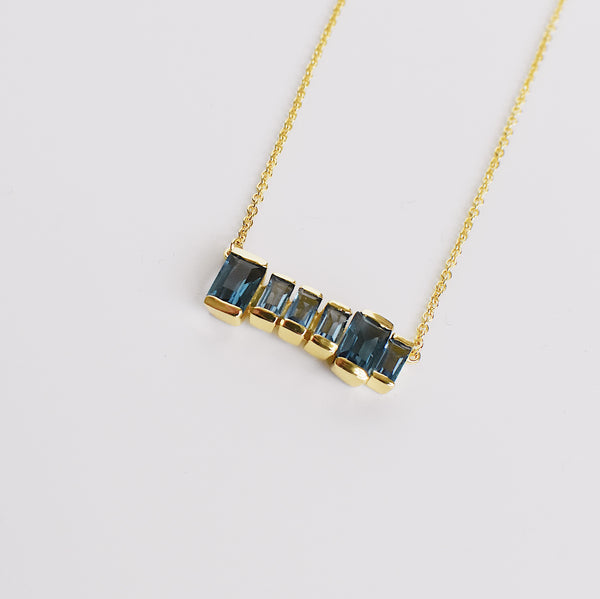 Firenze Iolite Necklace