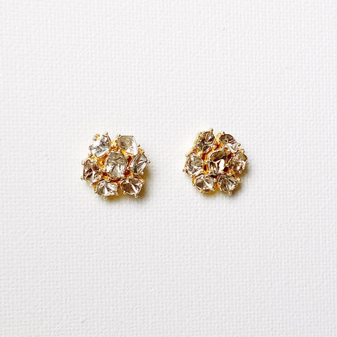 Atelier Diamond Stud Earrings