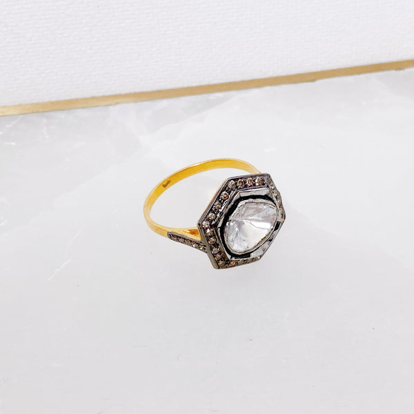 Atelier Heirloom Diamond Margie Ring
