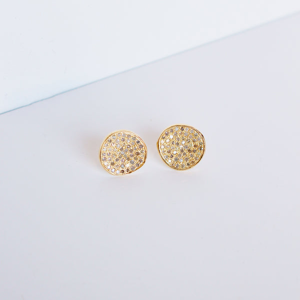 Atelier Rosa Stud Earrings - Diamond