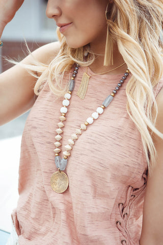 Lindsay Necklace