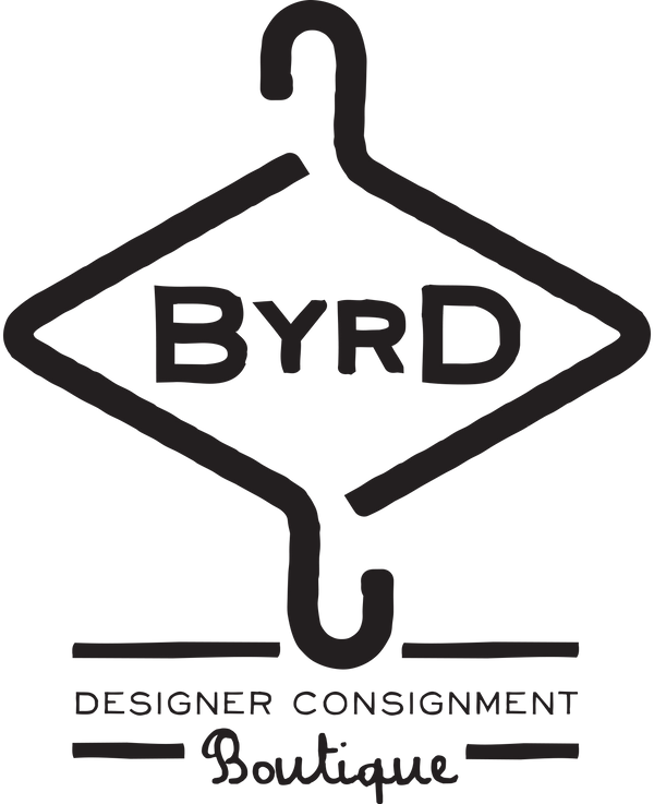 Byrd Designer Consignment -  $10 Off One Item Under $100