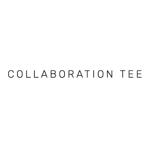 Collaboration Tee - 15% OFF TOTAL PURCHASE