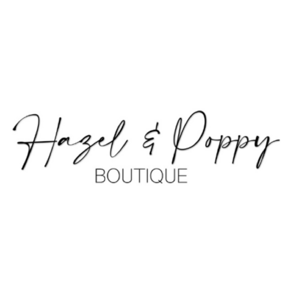 Hazel and Poppy Boutique - 20% off your order