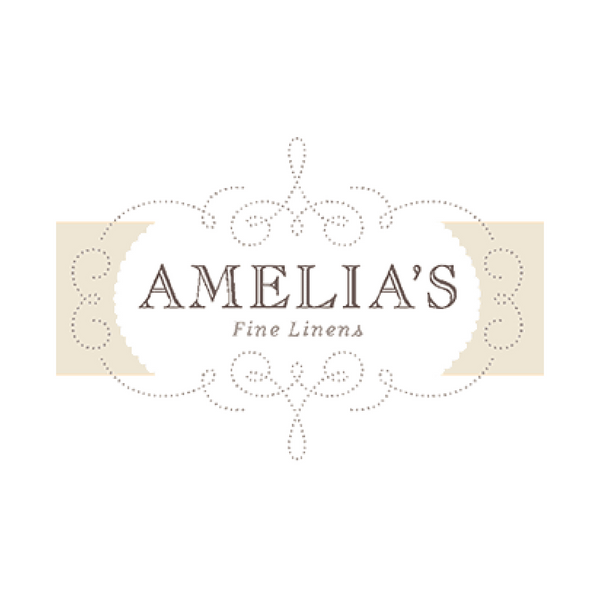 Amelia's Fine Linens - $10 off $50 purchase