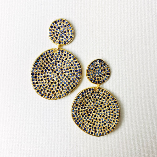 Atelier Rosa Statement Earrings
