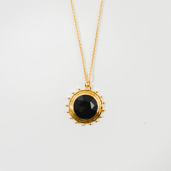NEW Catalina Necklace - Black Onyx