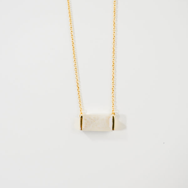 NEW! Sophie Pendant Necklace- Moonstone