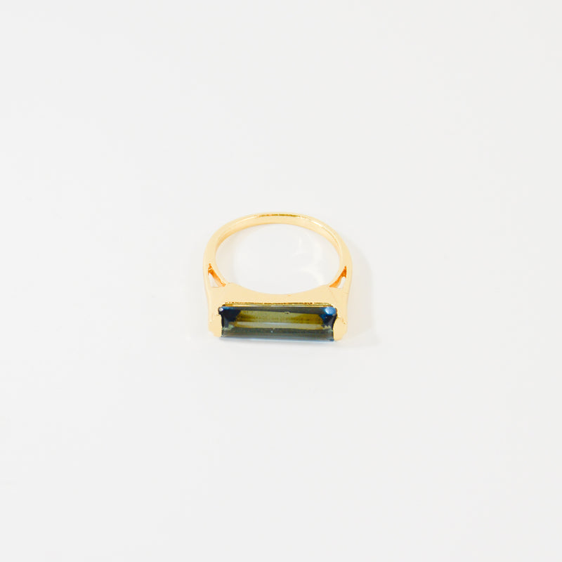 NEW! Sophie Stacking Ring - Iolite