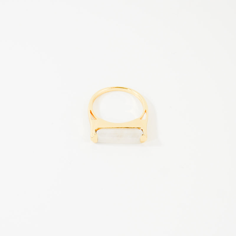 NEW! Sophie Stacking Ring - Moonstone