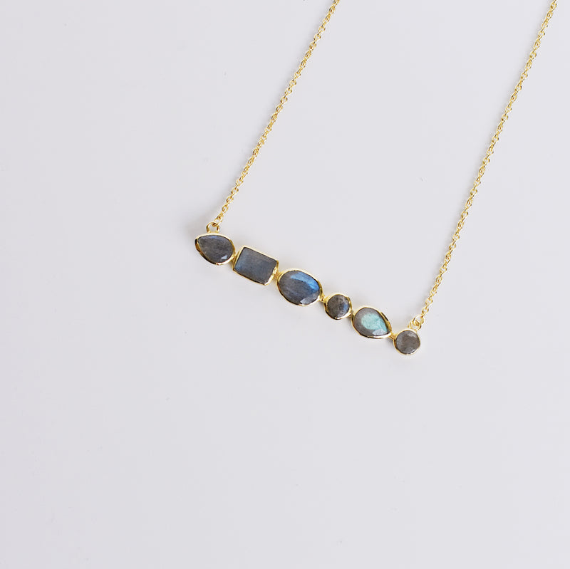 Renaissance Necklace - Labradorite