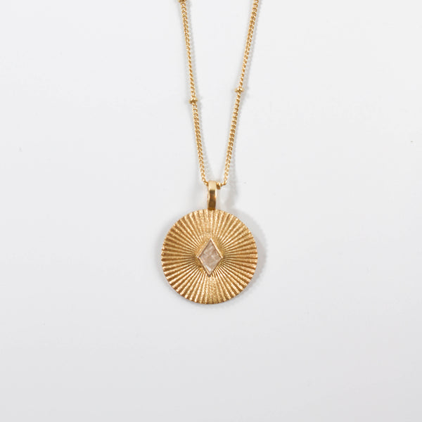 NEW! Nile Pendant - White
