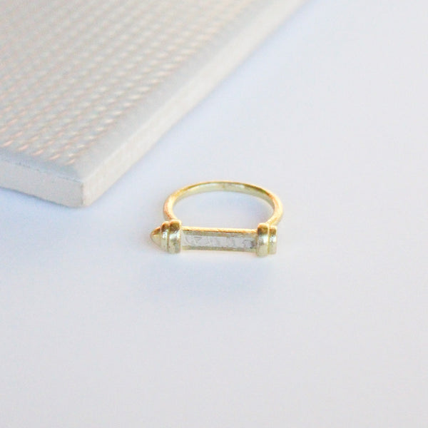 NEW! Keeneland Ring - White