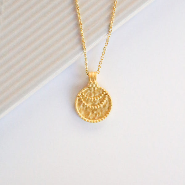 NEW! Classic Coin Necklace