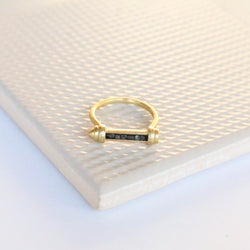 NEW! Keeneland Ring - Black