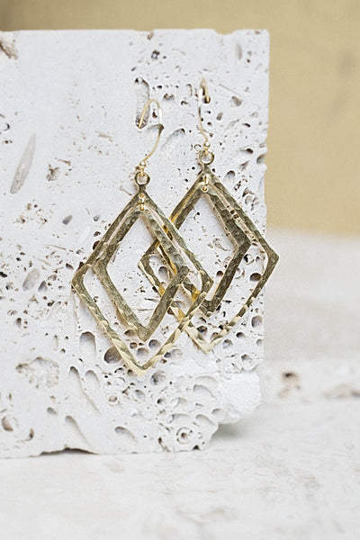 Tara Earrings - Gold