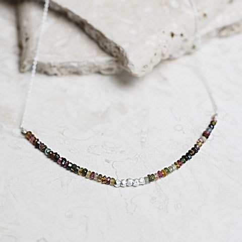 Allegra Tourmaline Necklace