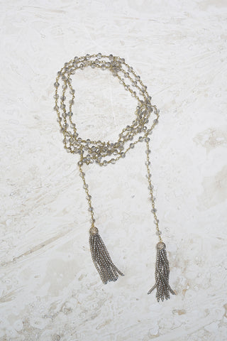 Windsor Wrap Necklace