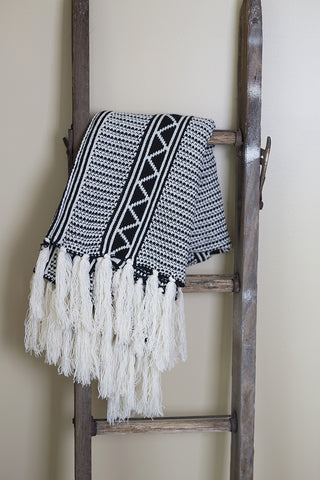 Our Favorite Fringed Poncho