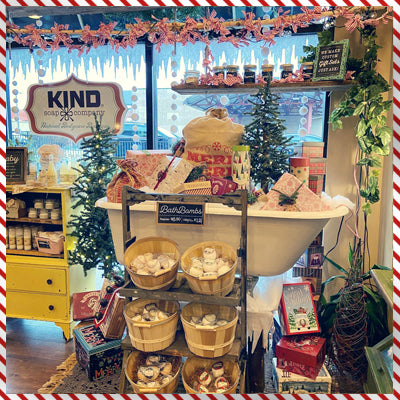 Kind Soap- Save 15% on your entire purchase