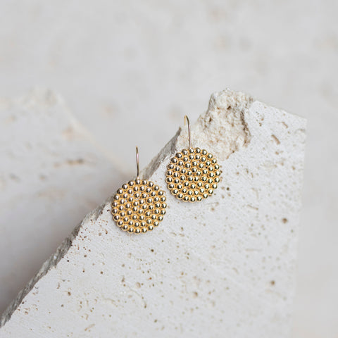 Bloom Drop Earrings