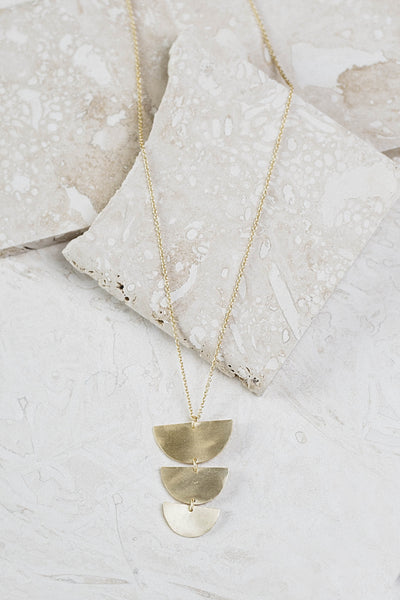 Perfect Trio Necklace