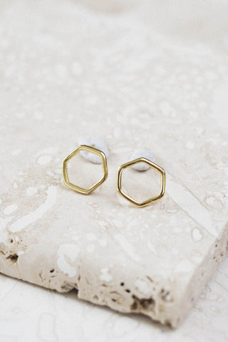 Ione Stud Earrings