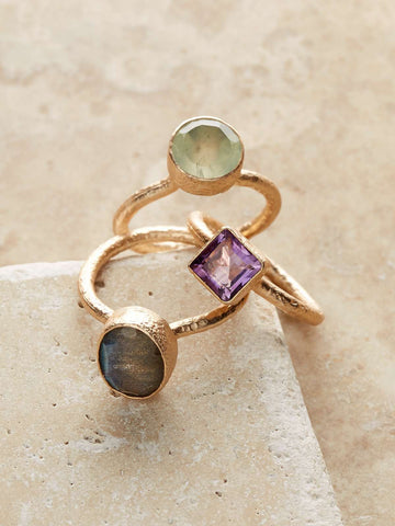 Avignon Rings- set of 3