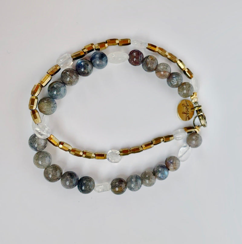 Theodosia Beaded Bracelet