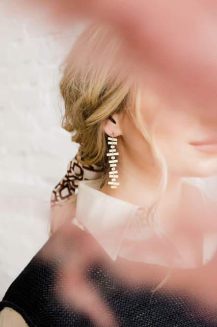 NEW! Balancing Act Earrings