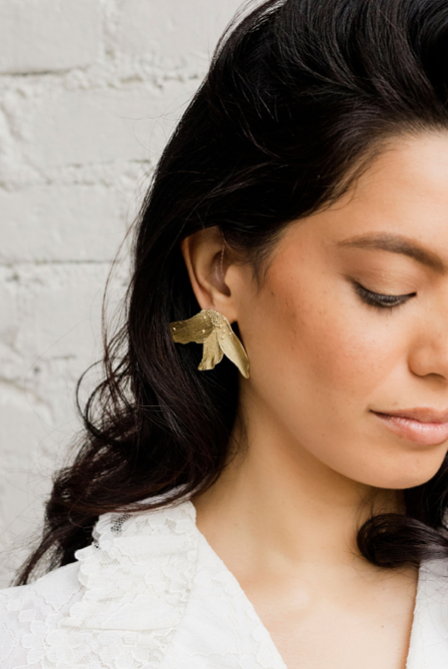 NEW! Narcissus Earrings
