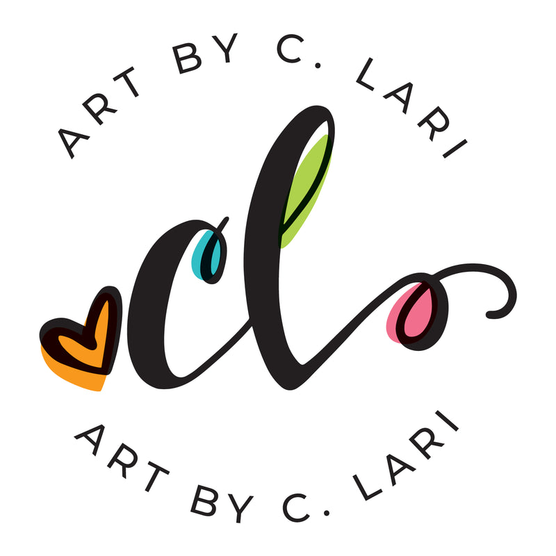 Art by C. Lari -  10% off total sale