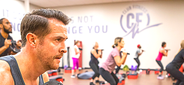 Club Fitness - Free enrollment on any of our 3 membership options.
