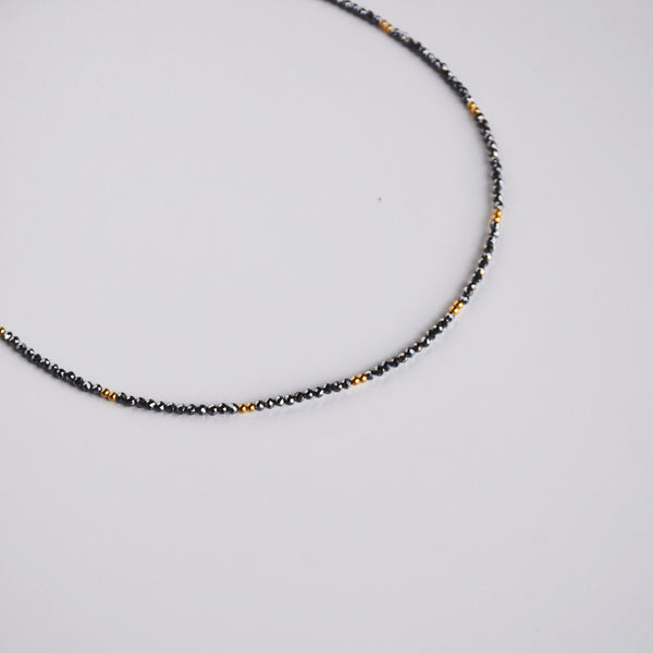 Beaded Wrap Tera Hertz Necklace