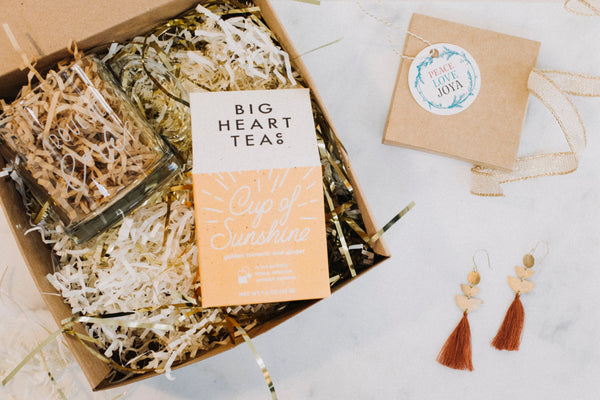 Local Love Gift Box:  Fireside Warmth