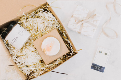 Local Love Gift Box:  Nighttime Rituals