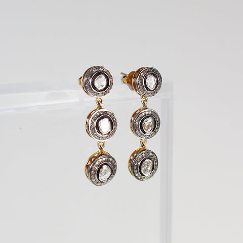 Atelier Greta Diamond Earrings Set