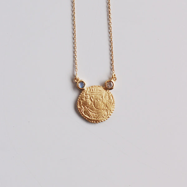 Harriet Pendant Necklace